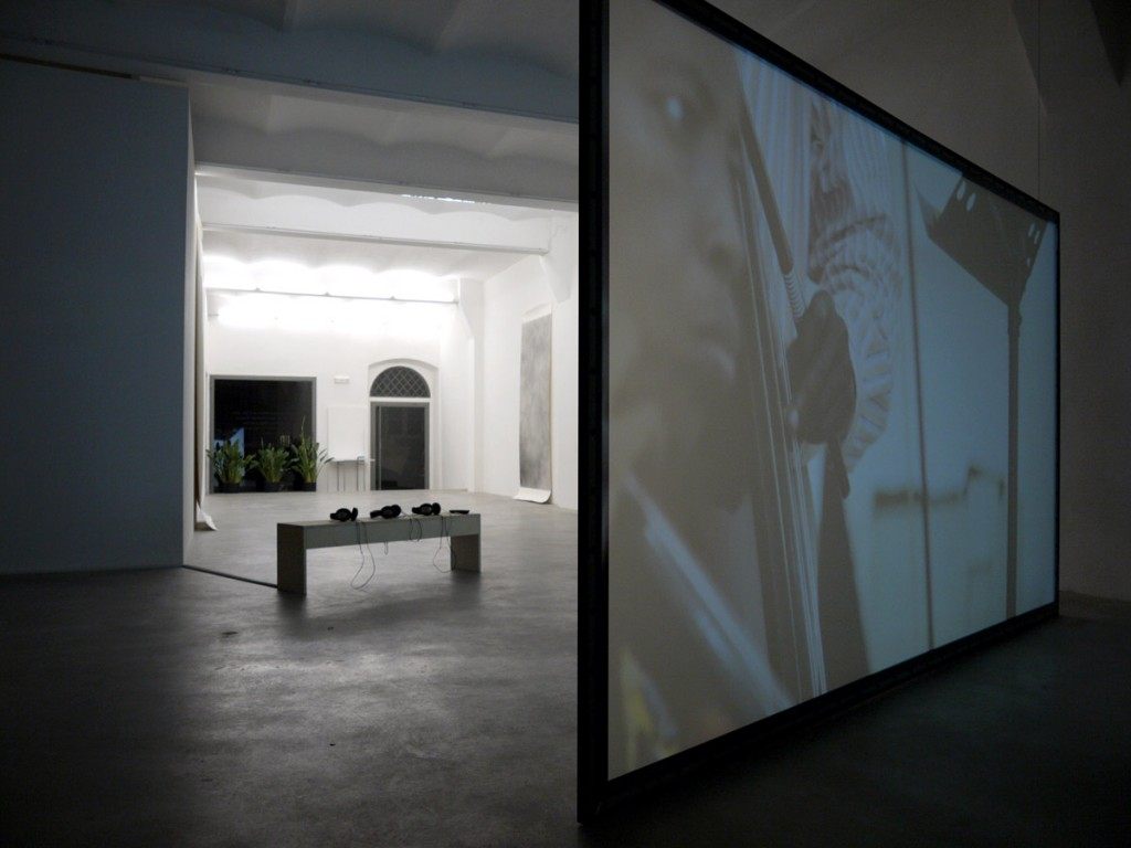 My Lifetime (Malaika) installation view photo by SpazioA